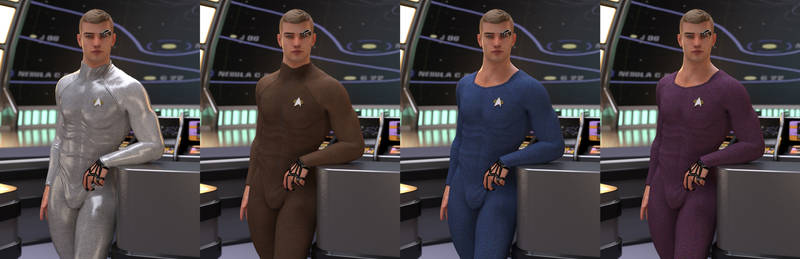 Rule 63 - Star Trek: Voyager's Seven of Nine