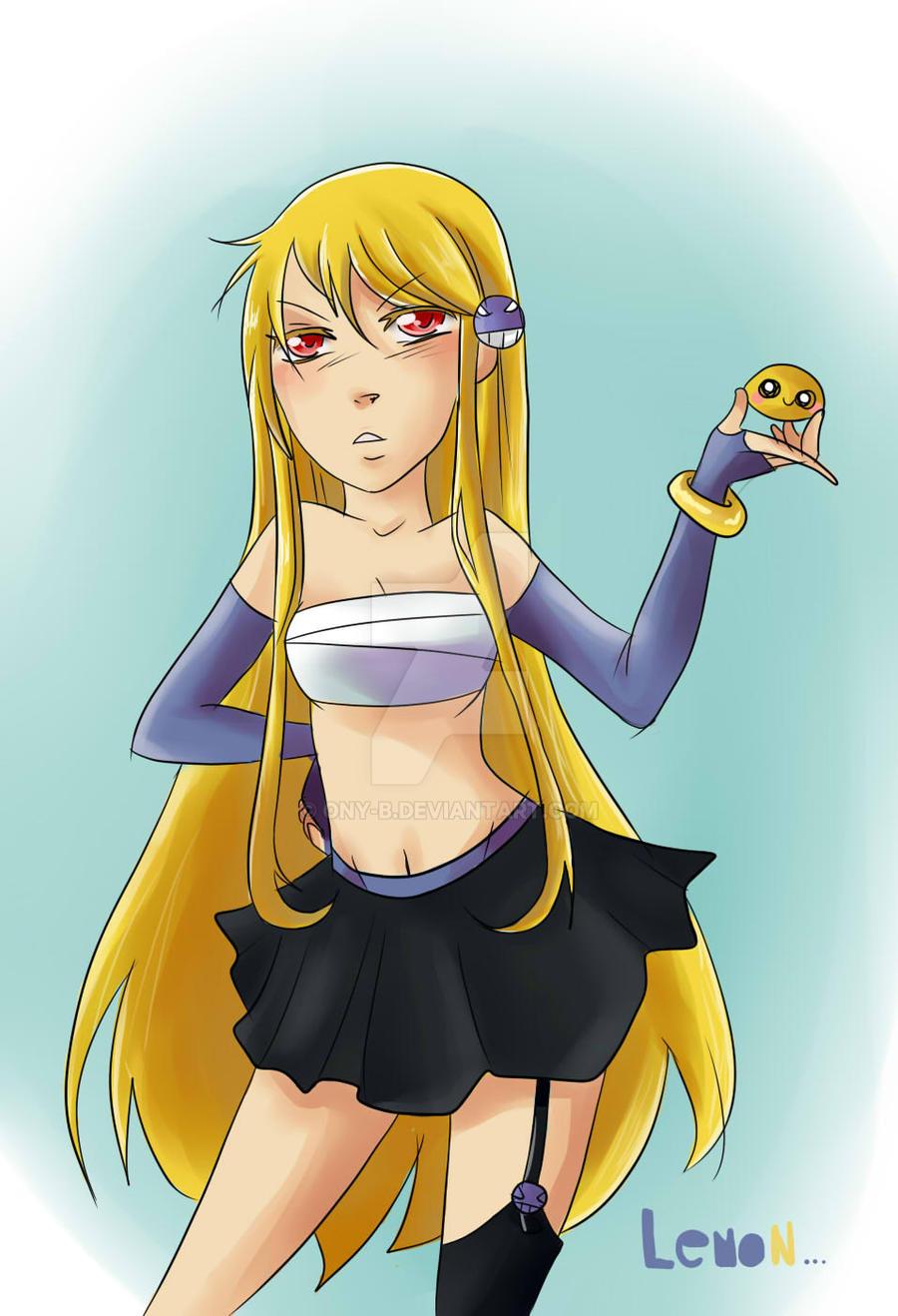 ball lemon erotic Dragon