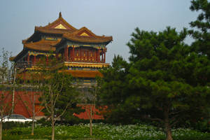 Forbidden City by masterpsyche