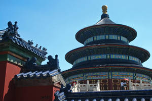 Temple of Heaven by masterpsyche