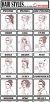 Clickmon's Hairstyle Meme