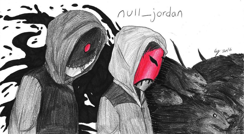 null_jordan: Promo 5 by yeIIer