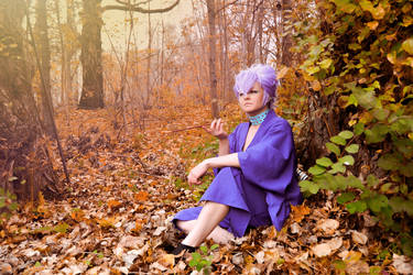 Zone-00 - Autumn stillness by Emery-Dragonfly