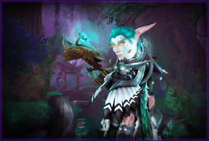 Nuin: In the Dreamgrove