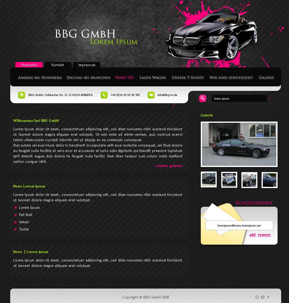 BBG GmbH by Sansana