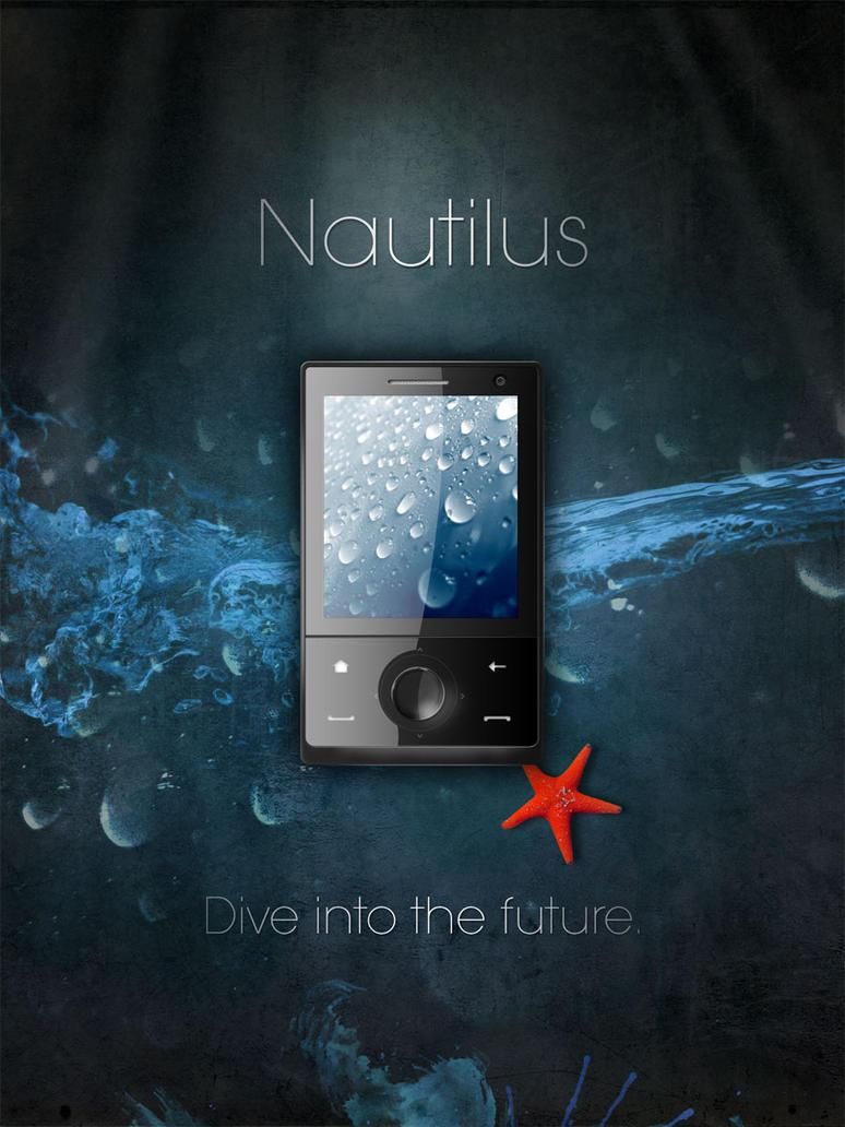 Nautilus by Sansana