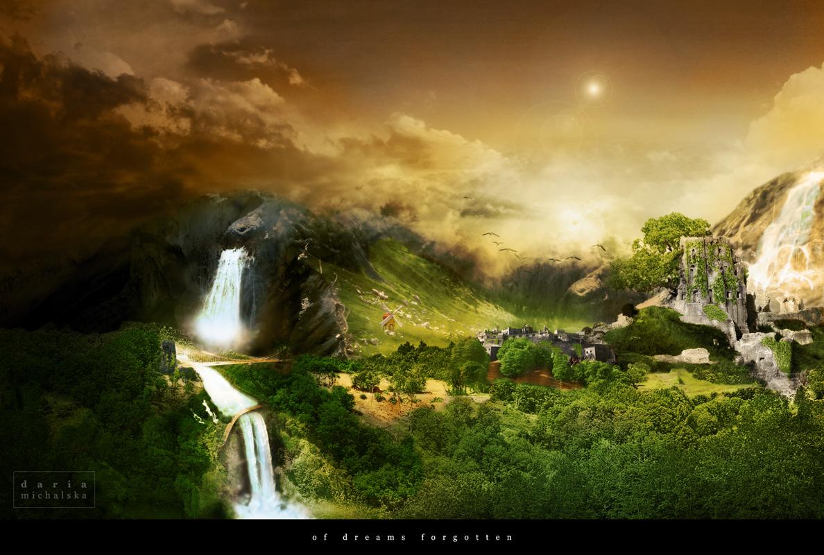 of dreams forgotten by Sansana