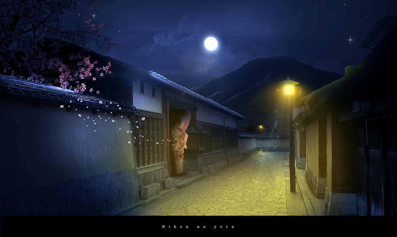 Nihon no yoru by Sansana