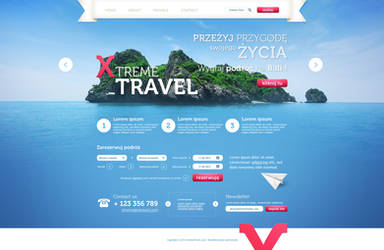 Travel Agency by Sansana