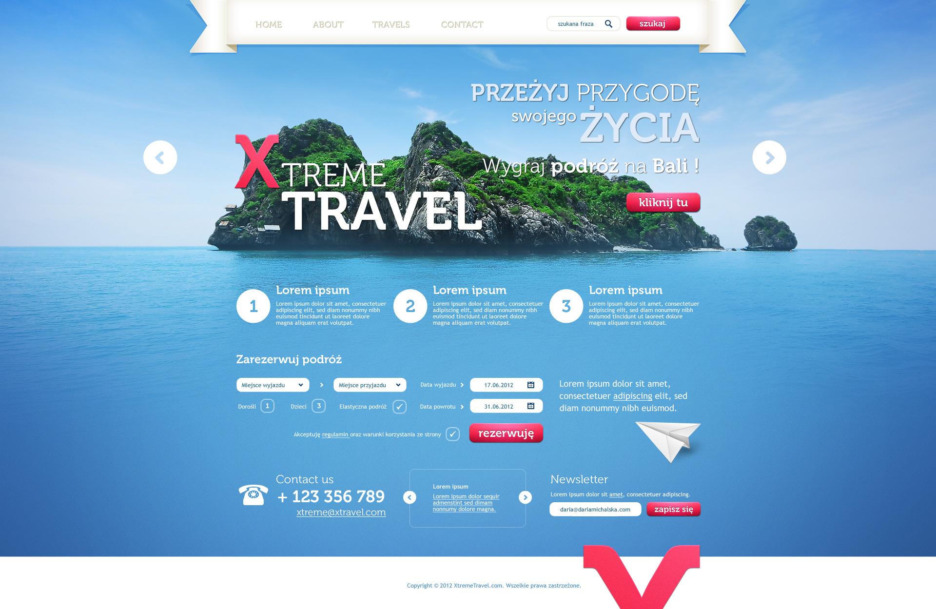 Travel Agency by Sansana on DeviantArt