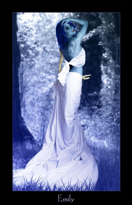 Moon Dance - Corpse Bride by Sansana