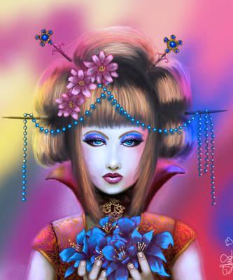 Geisha by Birthstone