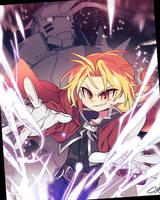Fullmetal Alchemist by CherryAlpaka