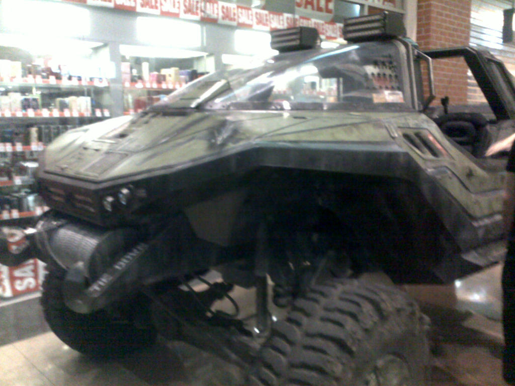 M12 LRV Warthog by docwinter