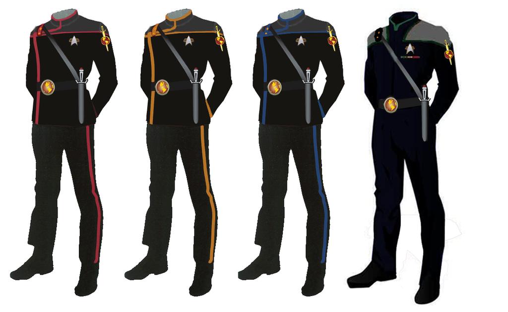 Vanguard Uniform 41