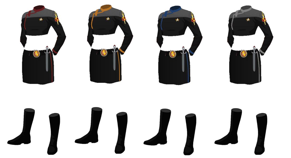 Vanguard Uniform 73