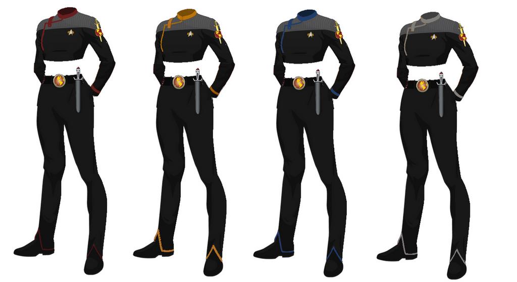 Vanguard Uniform 110