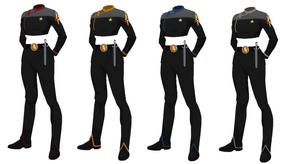 ISS Vanguard Female Officers Uniform variant 3