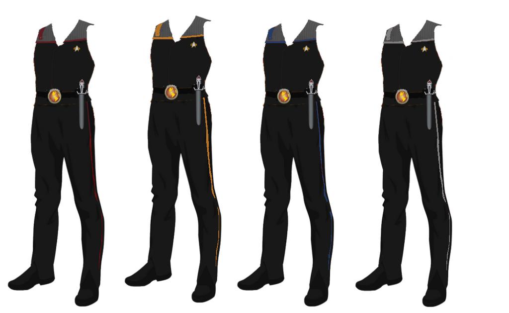 Vanguard Uniform 77