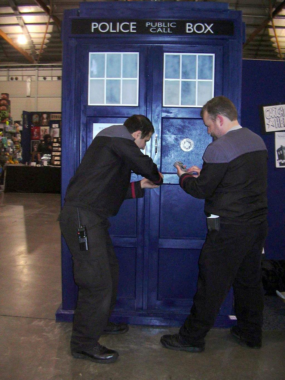 Unlock your Secrets Doctor!!! by docwinter