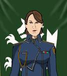 1st Lieutenant Athena Heinkel Profile Card