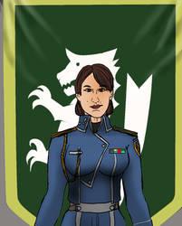 1st Lieutenant Athena Heinkel Profile Card 2