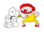 Clown Pus