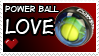 Stamp: Powerball Love by Trowelhands