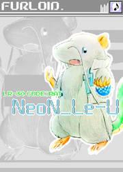 NeoN_Le-U BOXART by LR-30