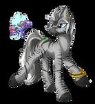 [PC] Shani the Zebra
