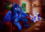 [Commision] Alicorn Tea Party