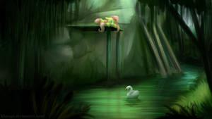 Silent Water by KlaraPL