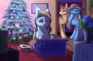 Why is the box empty...? by KlaraPL