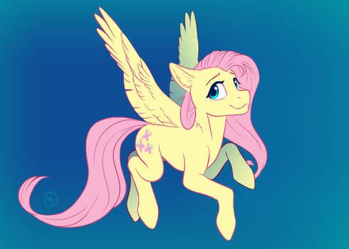 [Daily Sketch] Fluttershy