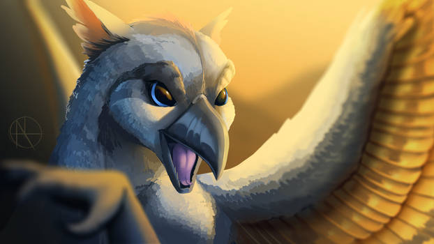 [Daily Sketch] Griffin