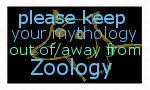 mythology is not zoology by stamploveyou