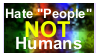 people haters are human by stamploveyou