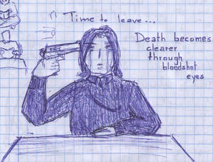 Death becomes clearer