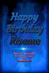 Happy Birthday Kisame Cover Photo by Deadgirl55
