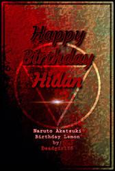 Happy Birthday Hidan Cover Photo by Deadgirl55