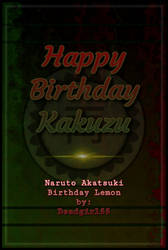 Happy Birthday Kakuzu Cover Photo