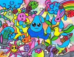 Crazy Colour by Khamerta