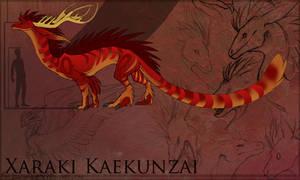 Xaraki Kaekunzai Reference by zilowar