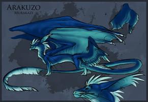 Character Sheet: Arakuzo by zilowar