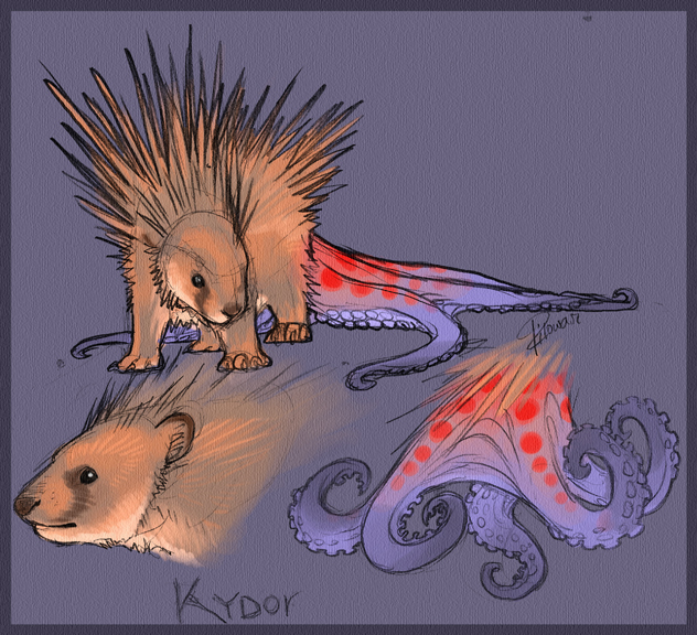 Character: Kydor by zilowar