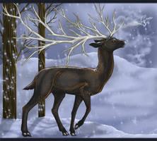 Born of Winter's Breath by zilowar