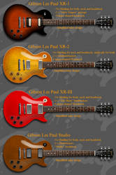 Guide/Story : Gibson Les Paul XR-Series + Studio by Zachtan1234