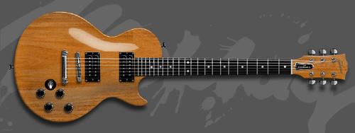 Steve Clark's Gibson Les Paul Firebrand by Zachtan1234