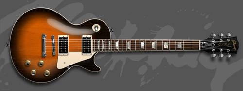 Steve Clark's Gibson Les Paul Standard by Zachtan1234