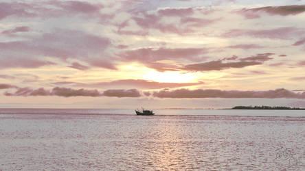 Brunei Sunrise